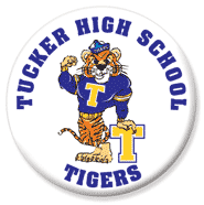 Tigers button
